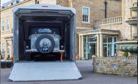 Woodford Car Trailers & Professional Vehicle Transportation