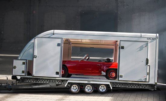 Woodford Car Trailers & Vehicle Transportation | Open & Fully Covered Professional Car & Vehicle Trailers | Prestige Car Trailer