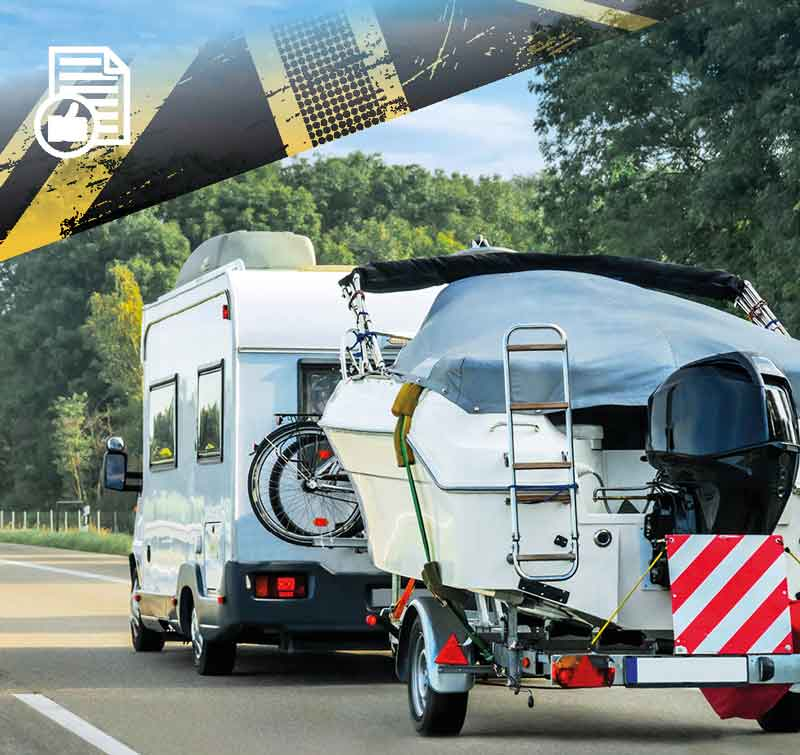 Woodford Car Trailers & Vehicle Transportation | Open & Fully Covered Professional Car & Vehicle Trailers |The Motorhome