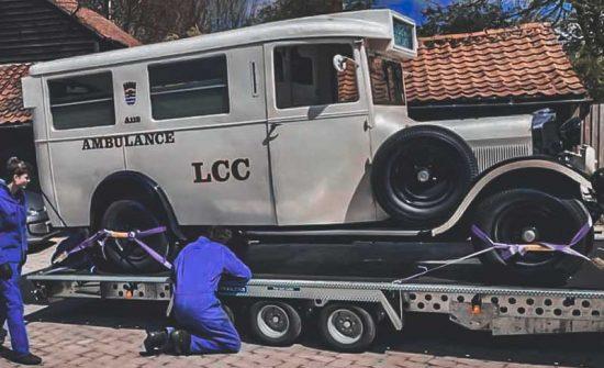 Ambulance-Loaded