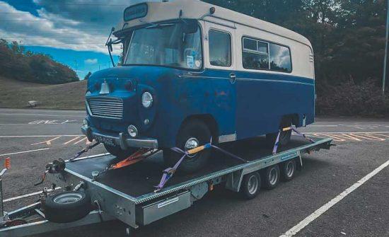 customer-van